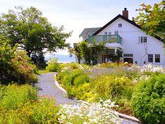 Sooke Harbour House, Vancouver Island: British Columbia Resorts : Condé Nast Traveler