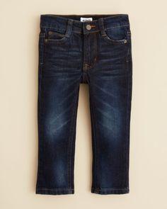 Hudson Infant Boys' Straight Leg Jeans - Sizes 12-24 Months