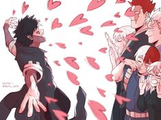 Chica Anime Manga, Otaku Anime, Kawaii Anime, Anime Art, Boku No Hero Academia Funny, My Hero Academia Shouto, Hero Academia Characters, Real Anime, I Love Anime