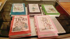 Alice's Roald Dahl Book Cakes