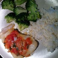 Accidental Fish Allrecipes.com  Fish is great in the summer as it is light and cooling!