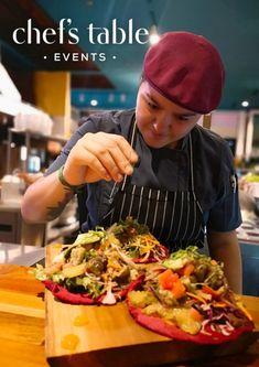 Chef's Table Experience - Ask Zipy 5 Course Meal, Honey Carrots, Sample Menu, Vegetable Seasoning, Skirt Steak, Sous Vide, Ceviche, Chefs, Feta