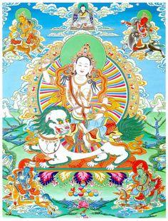 Females Dharmapala Tseringma
