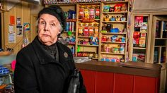 Stephanie Cole is back for another season of British reboot Still Open All Hours. British Sitcoms, British Comedy, Stephanie Cole, Open All Hours, Midsomer Murders, Bbc Tv, Tv Shows, Movies, Films