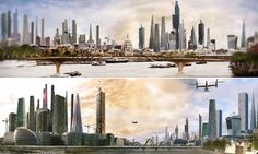Will London look like this in 2025? #DailyMail