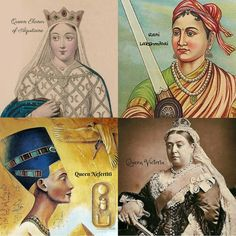 Which Queen are you? Every woman has an inner queen. What type of queen are you? Are you calm, playful, dynamic, contemplative or something else? Find out now!