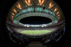 Maracanã Stadium - Rio de Janeiro