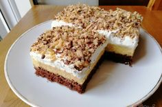 Margotka Tiramisu, Cheesecake, Pie, Ethnic Recipes, Food, Sheet Cakes, Bakken, Torte, Cake