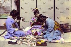 old photos of japan | Vintage Japan in Stereoscope