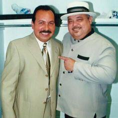 Isidro Infante & Marvin Santiago.