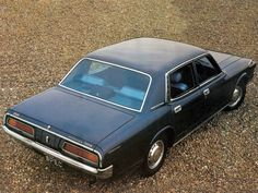 Toyota Crown - 1971
