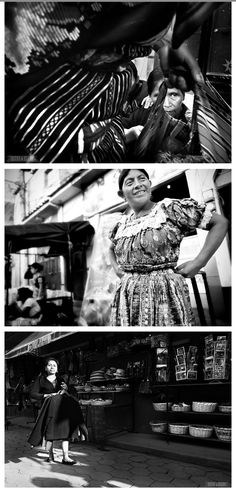 Street photo from the ChiChi market in Guatemala. >>> Love these!