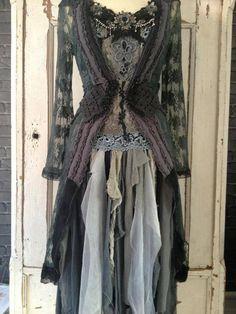 mori-witch: i love rawrags http://www.rawrags.dk/180812456 dark mori girl - mori witch clothing