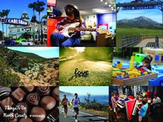 Things to do in North County San Diego in February.