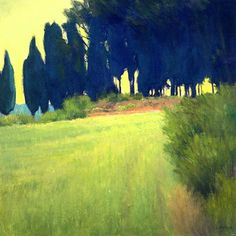 """Road to Asciano"" - Ian Roberts"