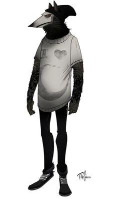 José 'Chulo' Leonardo - Character Design Page