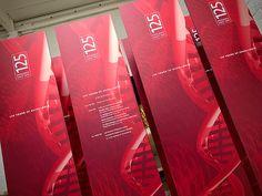 Veranstaltungs-Design Festakt »125 YEARS OF EXCELLENCE« Portfolio, Event Design