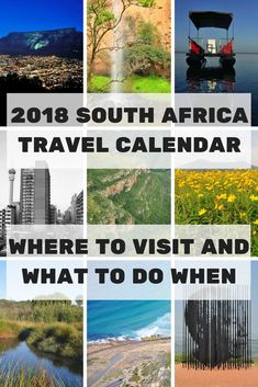 Guide of what to do and see in South Africa in 2018, from music and beer festivals to whale watching and witnessing the majestic sardine run