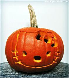 Calabazas Decoradas para Halloween 2.014