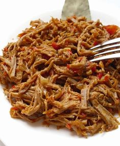 Recipe of shredded meat. Homemade recipe, step by .- Recipe of shredded meat. Homemade recipe, step by step, with detailed photographs in each of the steps. Meat Recipes, Mexican Food Recipes, Gourmet Recipes, Cooking Recipes, Healthy Recipes, Ethnic Recipes, Fish Recipes, Venezuelan Food, Colombian Food