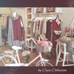 Cuca Boutique collection