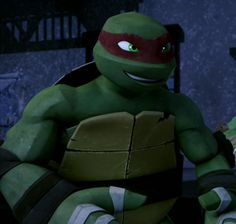 Tmnt Raphael Is F Ing Sexy