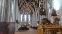Mitte, Blick in die Nikolai-Kirche