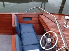 Power Boats, Speed Boats, Chris Craft Boats, Yachts, Stairs, Wood, Classic, Decor, Derby