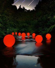 Barry Underwood - Orange Stream