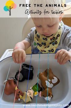 Do you have a busy taby or toddler? (a baby aged 1 +) check out this problem solving activity by visiting our website.