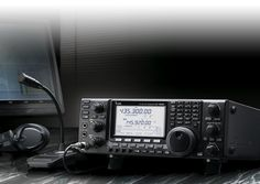 IC-9100 HF/VHF/UHF Transceiver: http://www.icomuk.co.uk/IC-9100/Amateur_Radio_Ham_Base_Stations  #icom #hamradio
