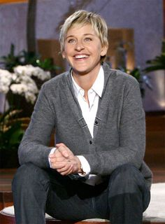 Go to a taping of the Ellen Show!!!! That would be great!!! I love her!!! Someday!!! I watch her show like everyday!!!