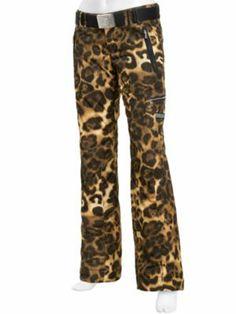 tela leopard insulated ski pant from Gorsuch! For real! Ski Bunnies, Bunny, Ski Gear, Ski Goggles, Apres Ski, Winter Gear, Ski Fashion, Ski Pants, Rocker Chic
