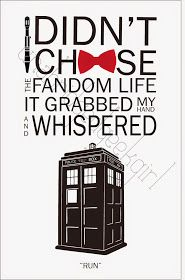 The Unabridged Geek Girl's Guide: The Doctor Chose Me