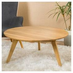 Coffee Table Natural : Target