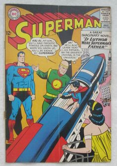 Superman #170 (Jul 1964, DC) Good 2.0