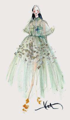Fashion Illustration Design Paper Fashion: Where Fashion Meets Paper! Fashion Sketchbook, Fashion Illustration Sketches, Illustration Mode, Fashion Sketches, Drawing Sketches, Paper Fashion, Fashion Art, Fashion Models, Fashion Outfits