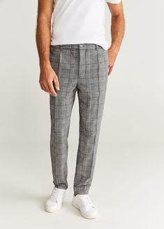 Jigsaw Italian Cotton Linen Garment Dye Trousers Mens New Blue Chalk Navy
