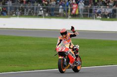MotoGP - Márquez critica a sua própria atuação em Silverstone