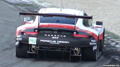 During the 2017 WEC Prologue at Monza circuit I have filmed the brand new mid-engined Porsche 911 991 RSR 4.0-litre flat six that will compete in the 2017 FI...
