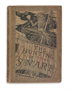 CARROLL, LEWIS [Dodgson, Charles Lutwidge]. The Hunting of the Snark