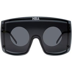 049f937d738 Hood by Air Black Gentle Monster Edition Marz Sunglasses Hood By Air