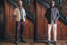 Eidos Napoli Autumn/Winter 2015 Otoño Invierno #Menswear #Trends #Tendencias #Moda Hombre