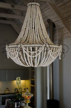 Hellooow Handmade clay bead  Chandelier XL Twist www.hellooow.co.za
