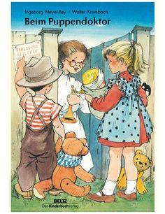 Buch - Beim Puppendoktor, Kinderbuchverlag ddr kinderliteratur