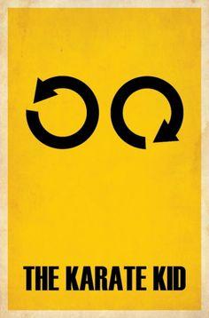 Brilliant.....                    Minimalist film posters by Matt Owen
