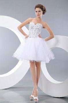 White Ball Gown $159.39