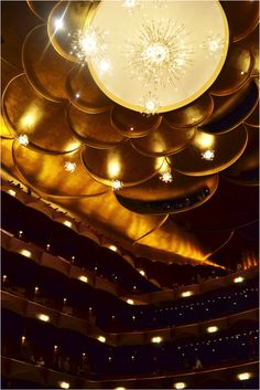 Opera House metropolitan chandelier