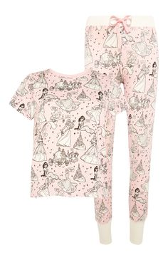 b5dac6992cbc4 Disney Princess Pyjama Gift Set