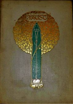 """hideback: """" Goethe's Faust, illustrated by Willy Pogany. Special Edition, signed by Pogany, n.d. Source """""""